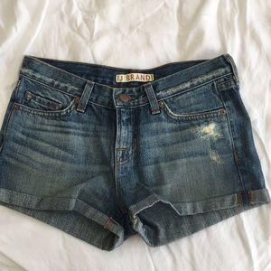 J Brand denim shorts size 25